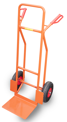 Wózek transportowy  stalowy