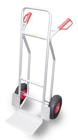 Wózek transportowy aluminiowy